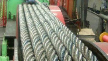 Çelik Halat Aktarma Makinası