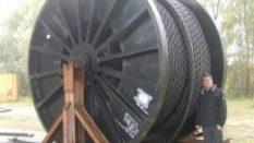 Çelik Makaraya Sargı İşlemi