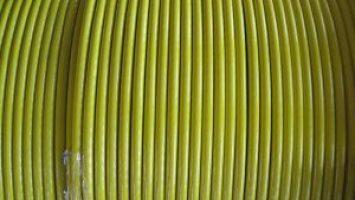 Çelik Halatlara İstenilen Renkte Pvc İzole Kaplama Yapılır