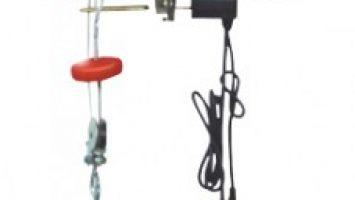 Elektrikli Mini Vinçlerimiz Stoğumuzdadır. 100 kgdan 1 Tona Kadar