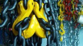 Kısaltma Kancalı Zincir Sapan Üretimi