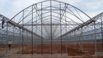 Seralar Bağlar, Bahçeler İçin Daldırma Galvanizli Çelik Halatlar ve Bağlantıları